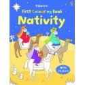 NATIVITY FIRST COLOURING BOOK