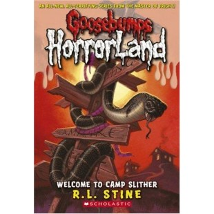 HORRORLAND 9- WELCOME TO CAMP SLITHER