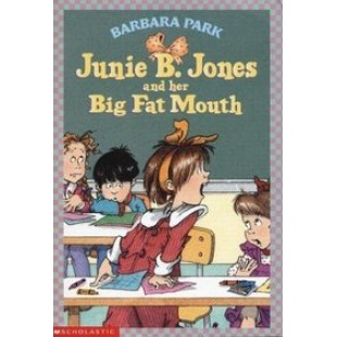 JUNIE B.JONES AND HER BIG FAT MOUNTH