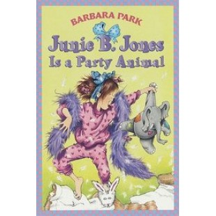 JUNIE B.JONES IS A PARTY ANIMAL