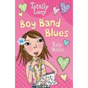 TOTALLY LUCY BOY BAND BLUES