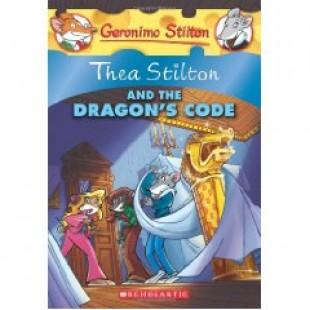 THEA STILTON AND THE DRAGON´S CODE