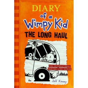 WIMPY KID THE LONG HAU