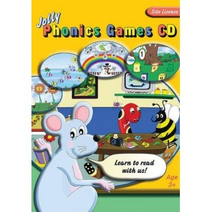 JOLLY PHONICS GAMES CD (SITE LICENCE)