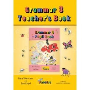 GRAMMAR 3 TEACHER'S BOOK