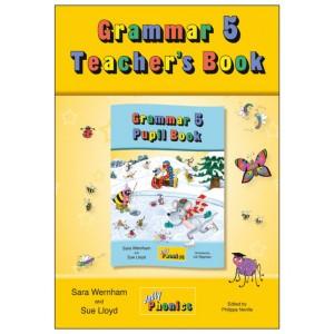 GRAMMAR 5 TEACHER´S BOOK