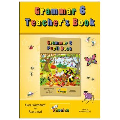 GRAMMAR 6 TEACHER´S BOOK