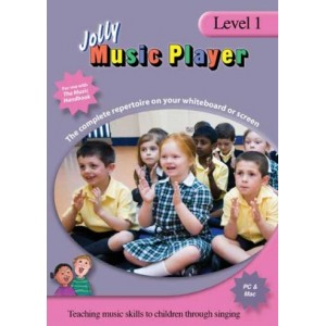 JOLLY MUSIC PLAYER LEVEL 1