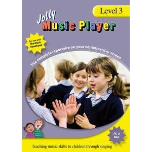 JOLLY MUSIC PLAYER LEVEL 3