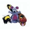 JOLLY PHONICS 3 PUPPETS PACK