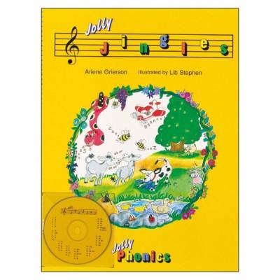 JOLLY JINGLES  (Big book and CD)