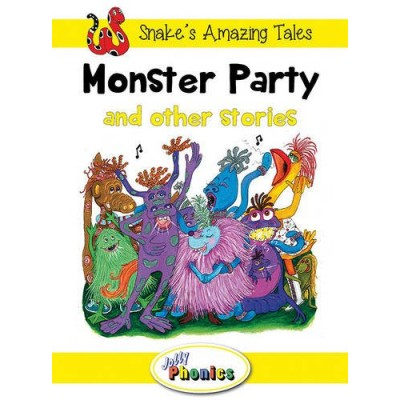 Monster Party and other stories (Level 2)