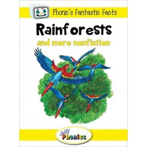 Rainforests and more nonfiction (Level 2)