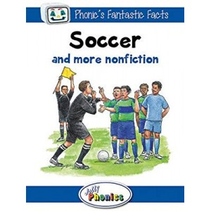 Soccer and more nonfiction (Level 4)