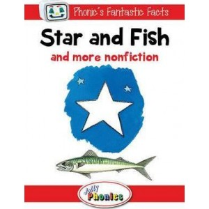 Star and Fish and more nonfiction (Level 1)