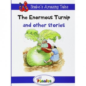 The Enormous Turnip and other stories (Level 4)