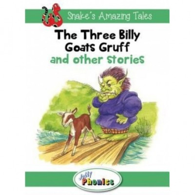 The Three Billy Goats Gruff and other stories (Level 3)