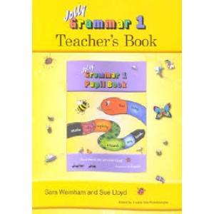 GRAMMAR 1 TEACHERS BOOK COLOUR