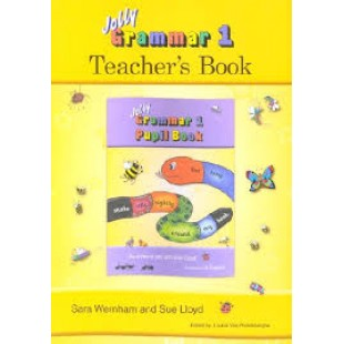 GRAMMAR 1 TEACHERS BOOK COLOUR