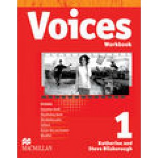 VOICES 1 WORKBOOK + AUDIO CD