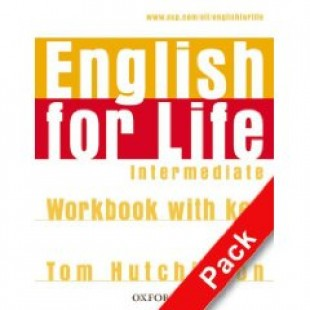 ENGLISH FOR LIFE INTERMEDIATE SB+MULTIROM
