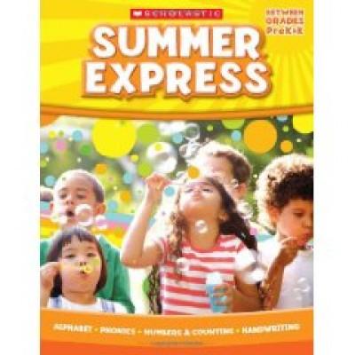 SUMMER EXPRESS, cuaderno de vacaciones