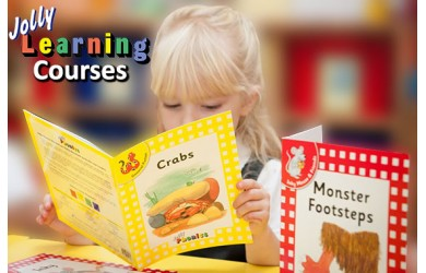 JOLLY PHONICS ON-LINE TRAINING COURSE