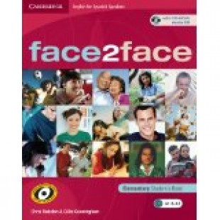 FACE 2 FACE ELEMENTARY STUDENTS SPANISH ED.2010