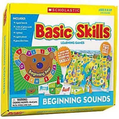 BASIC SKILLS-BEGINNING SOUNDS
