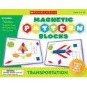 MAGNETIC BLOCKS-TRANSPORTATION