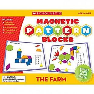 MAGNETIC BLOCKS-THE FARM