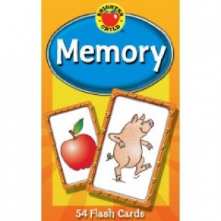 MEMORY BRIDGER CHILD FLASH CARDS
