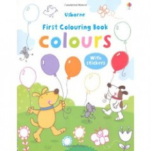 FIRST COLOURING BOOK