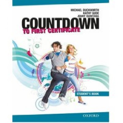 COUNTDOWN TO FCE STUDENT BOOK