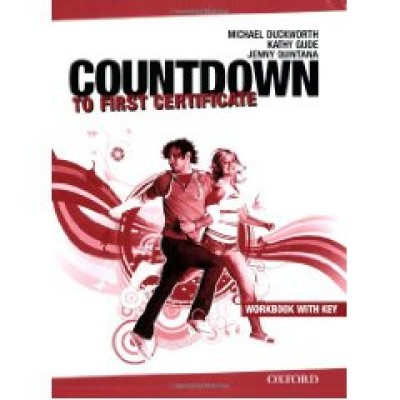 COUNTDOWN TO FIRST CERTIFICATE  WORKBOOK