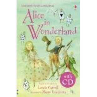 ALICE IN WONDERLAND  CD (10+ AÑOS)