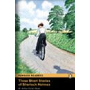THE SHORT STORIES OF SHERLOCK HOLMES ,PENGUIN READERS L2