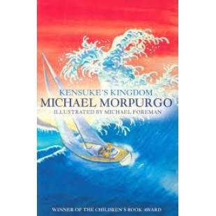 MICHAEL MORPURGO, KENSUKE´S KINDOM