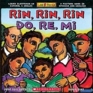 RIN RIN RIN DO RE MI (LIBRO BILINGÜE)