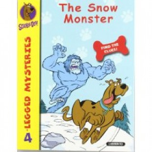 SCOOBY DOO,THE SNOW MONSTER