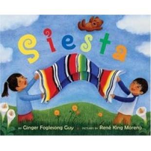 SIESTA READING BOOK (BILINGUE)