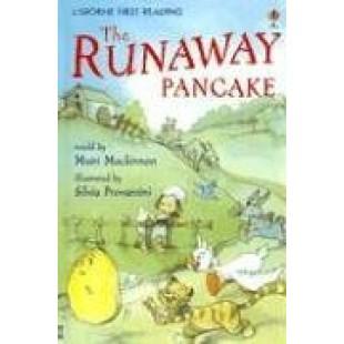 THE RUNAWAY PANCAKE (READING BOOK+CD)