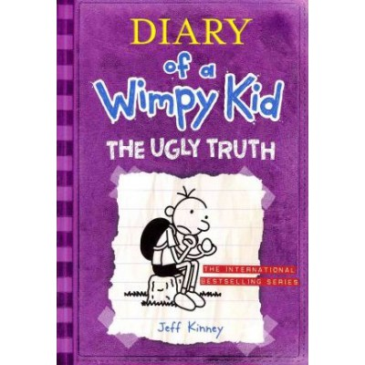 WIMPY KID THE UGLY TRUTH