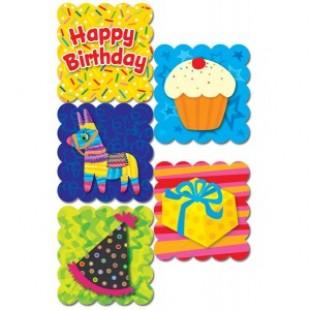 HAPPY BIRTHDAY (RASCA Y HUELE A ALGODÓN DE AZUCAR)