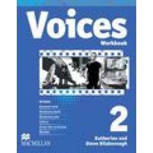 VOICES 2 WORKBOOK + AUDIO CD