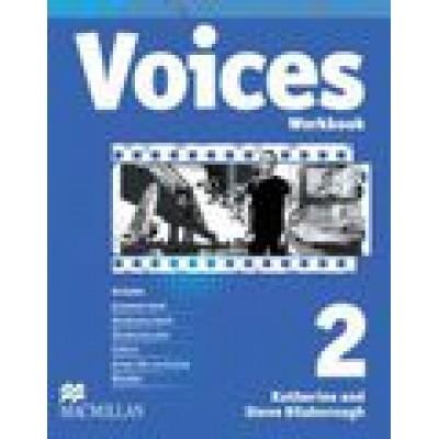 VOICES 2 WORKBOOK + AUDIO CD