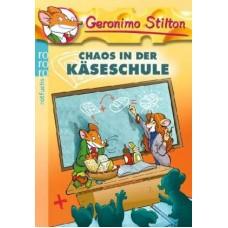 GERONIMO STILTON CHAOS IN DER KASESCHULE