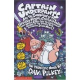 CAPTAIN UNDERPANTS: THE INVASION OF THE INCREDIBLE NAUGHTY ...