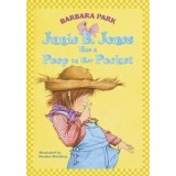 JUNIE B.JONES HAS A PEEP IN HER POCKET