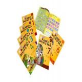 JOLLY PHONICS ACTIVITY BOOK ( SET 1-7)